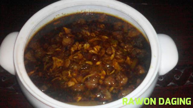 Rawon Daging Surabaya