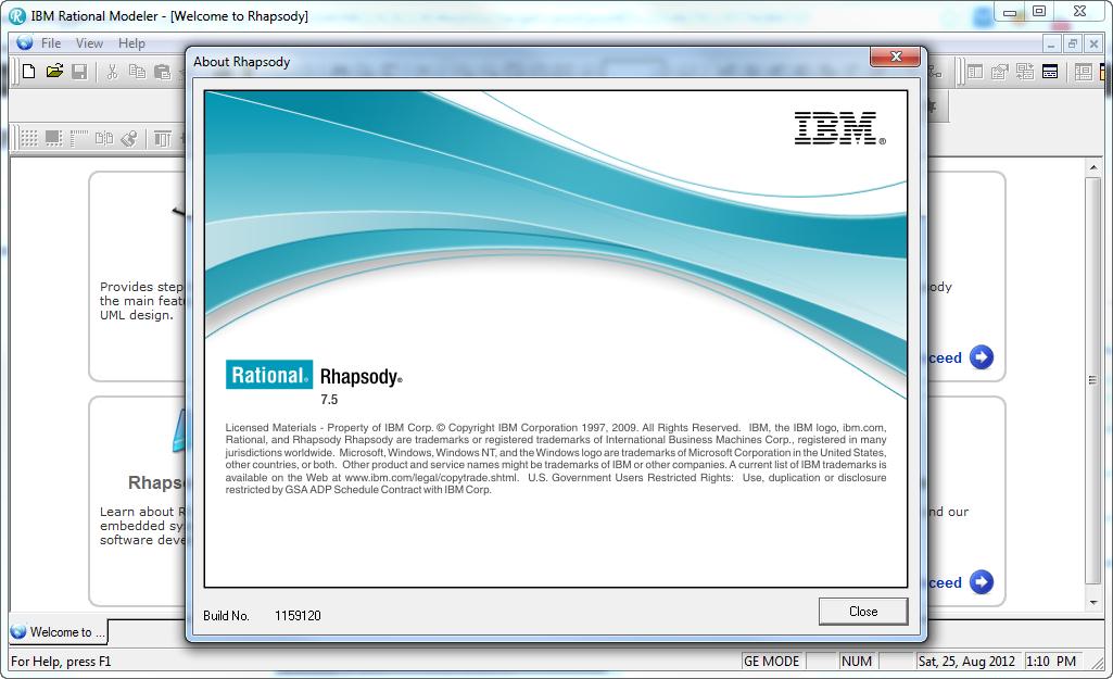 IBM TÉLÉCHARGER RHAPSODY