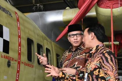 Pemerintah Aceh Pesan Pesawat N219 Nurtanio PTDI - Maskapai Penerbangan Indonesia