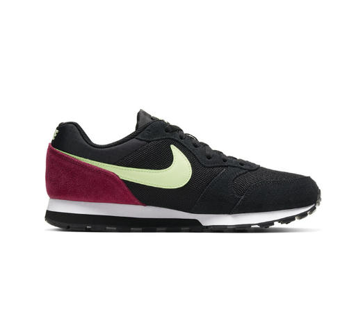 Reducere Pantofi sport de femei negri Nike MD Runner 2
