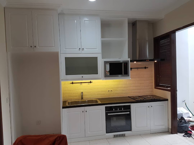 Kitchenset Minimalis Sidoarjo