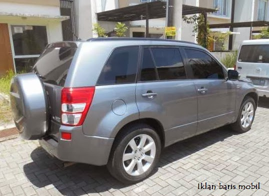 Dijual  Suzuki Grand Vitara 24 Th 2009  Iklan Baris
