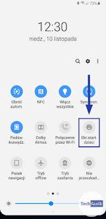 Samsung Ekran Startowy Dzieci Przełącznik