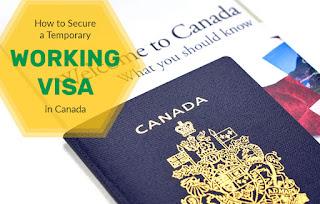 Canada working visa
