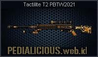 Tactilite T2 PBTW2021