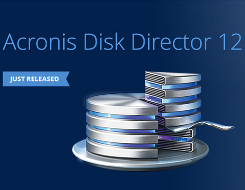 Acronis Disk Director 12.0