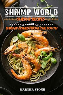 Shrimp World by Martha Stone