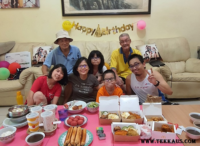Celebrating Birthday With Your Family at Home