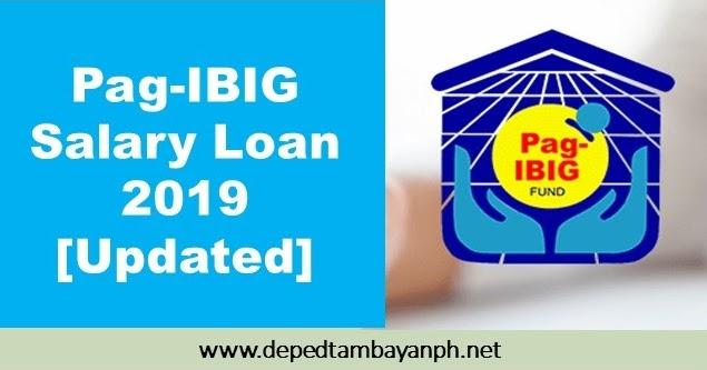 Form Pag Ibig Calamity Loan