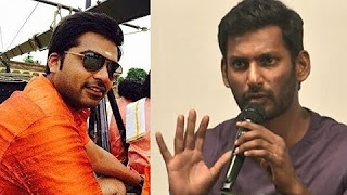 Atleast protect Simbu's Idhu Namma Aalu from piracy : Vishal requests Dhanu and Producer Council