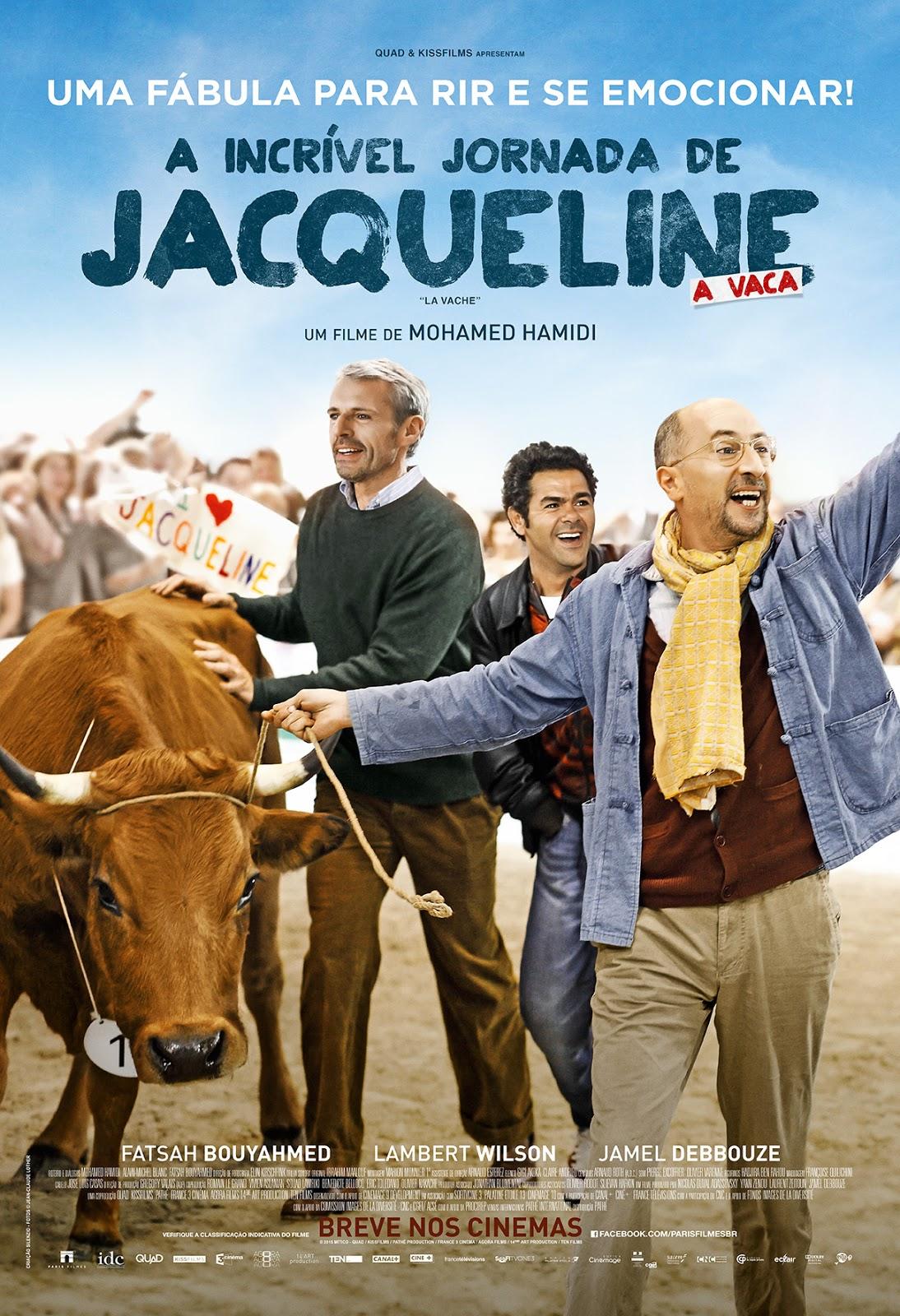 Poster do filme A Incrível Jornada