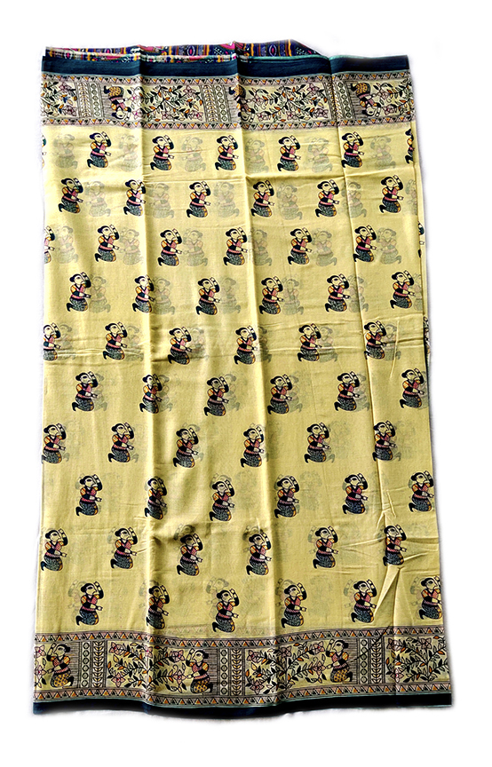 Jashiya Bengal Malmal Cotton Printed Sarees VOL 92