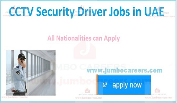 Security jobs in Gulf countries,