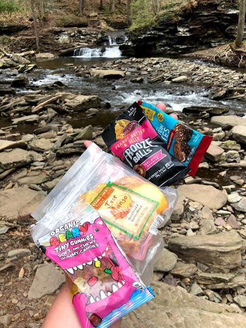 hiking food ideas vegetarian