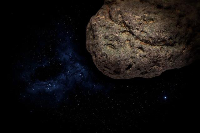 El orígen de esta roca espacial es desconocido