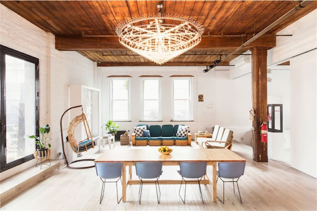 loft en Williamsburg chicanddeco