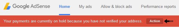 Cara Mudah Menerima PIN Kedua Dari Google Adsense