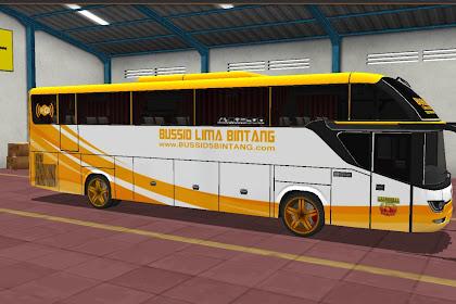 Livery BUS SHD SRIKANDI - BUSSID5BINTANG