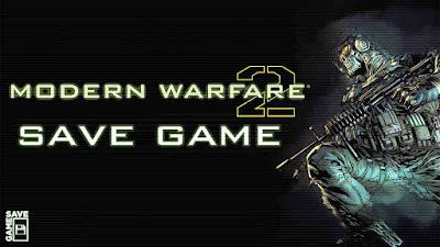 call of duty modern warfare 2 pc save game