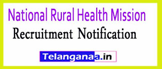 National Rural Health Mission NRHM Haryana Recruitment Notification 2017
