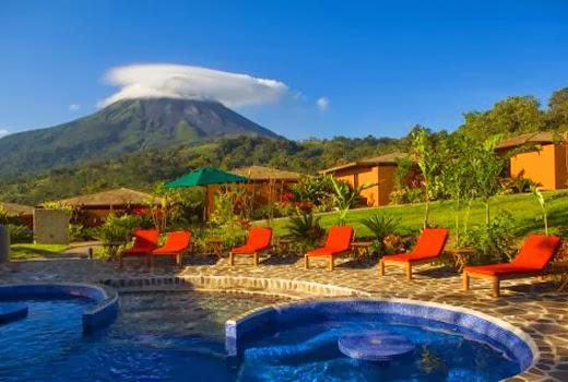 Nayara Hotel, Spa & Gardens, La Fortuna de San Carlos, Costa Rica