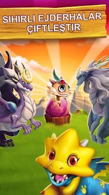 Dragon City Para Hile Mod Apk İndir