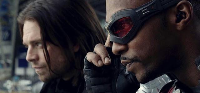 'O Falcão e o Soldado Invernal': Novos vídeos dos bastidores revelam vilão em cena de luta
