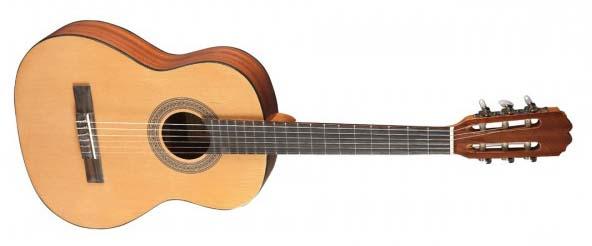 Guitarra española cadette Admira Alba