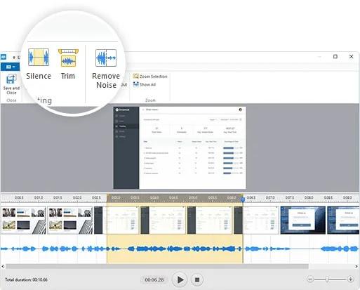 برنامج تصوير شاشة الكمبيوتر