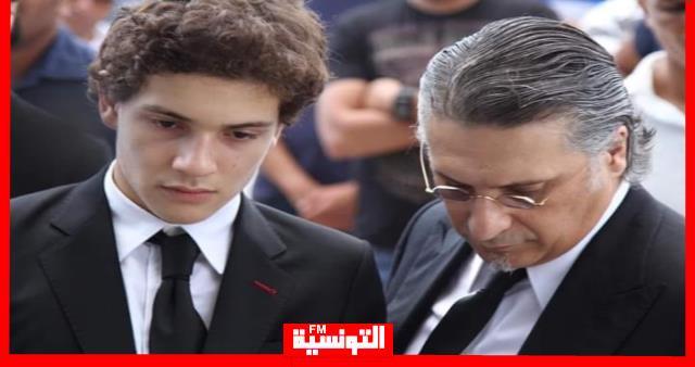 بالصور/ نبيل يبكي أبنه خليل في ذكرى وفاته !