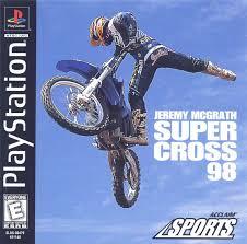 Jeremy McGrath SuperCross 98 - PS1 - ISOs Download