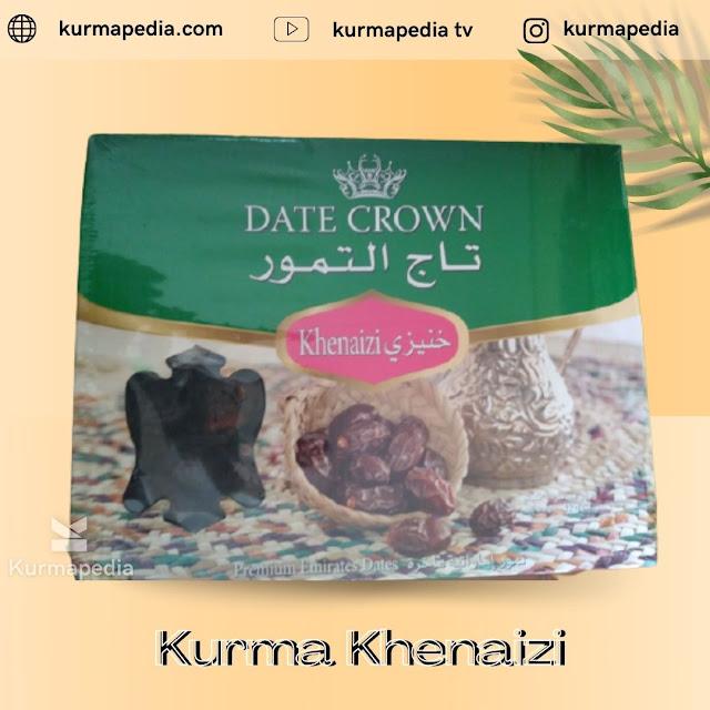 Kurma khenaizi date crown