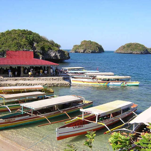 pambansang parke ng hundred islands