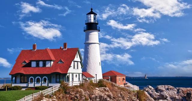 Los 10 mejores faros de Maine