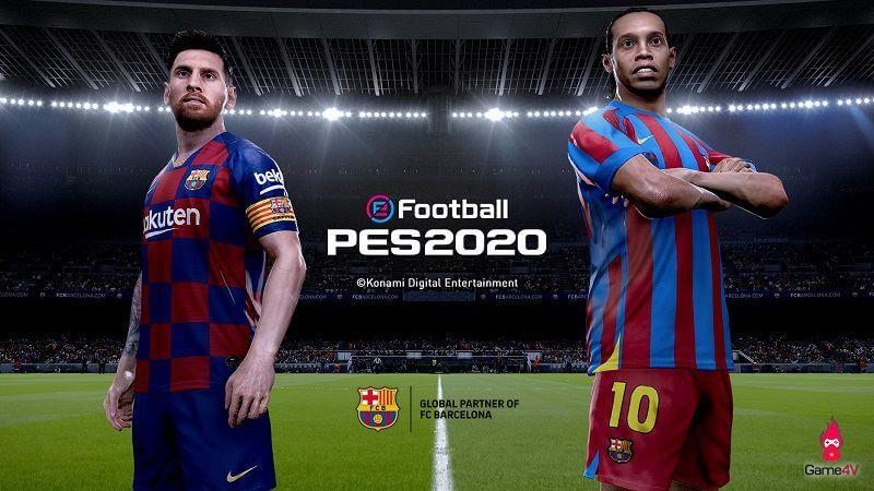 كرة القدم الإلكترونية:eFootball PES 2020