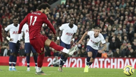 Live Streaming Tottenham Vs Liverpool Mola TV Secara Gratis