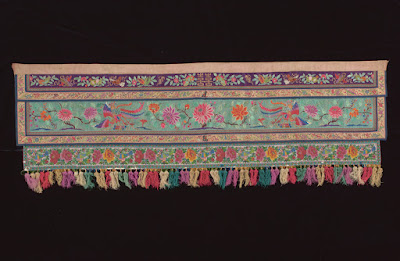 Source Peranakan Museum website: Example of nyonya needlework.