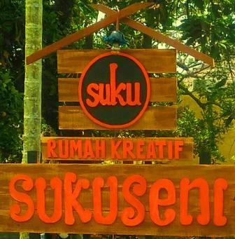 Pengurus Rumah Kreatif Suku Seni Riau