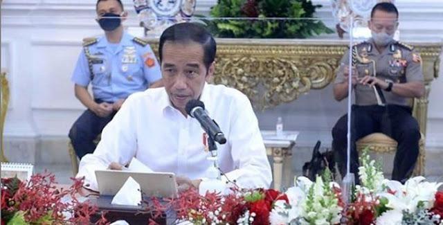 Marahi Menteri Lagi, Partai Demokrat: Jokowi Hanya Mengeluh, tapi Persoalan Tak Selesai