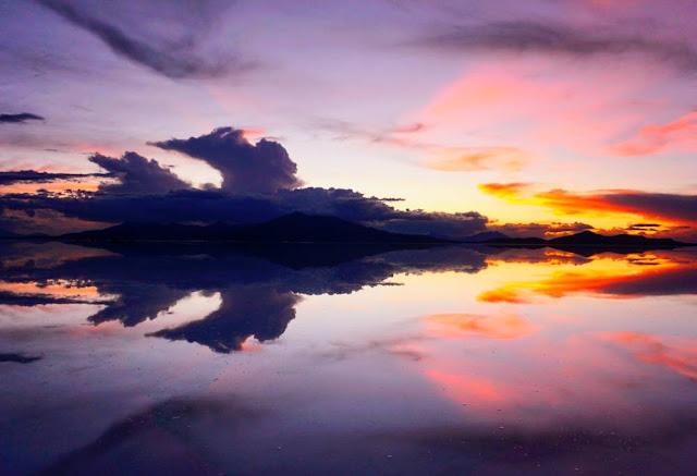 salar uyuni bolivia andes espelho natural ambiente de leitura carlos romero