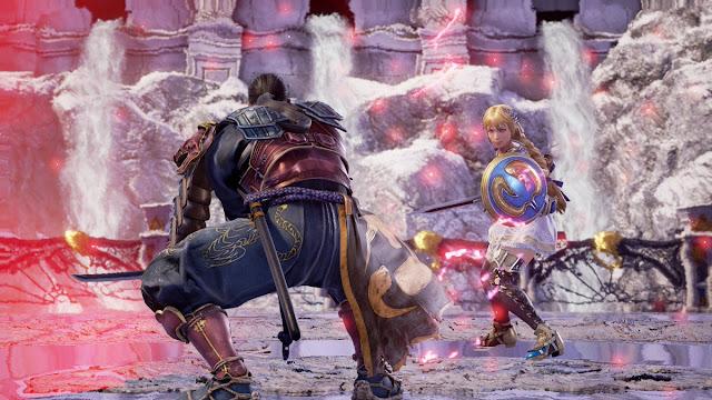 """""""Soulcalibur VI"""" Game đối kháng chiến thuật 10/2018"""