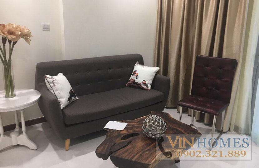 Căn hộ Vinhomes Bình Thạnh cho thuê Office 47m2 - hinh 3