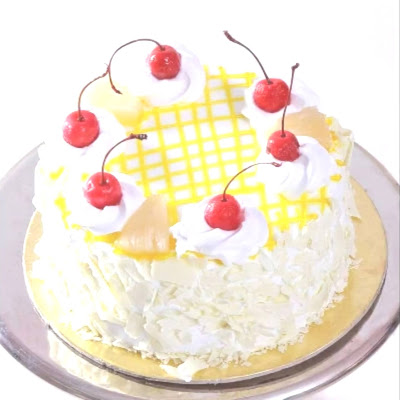 birthday golden cake image