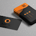Free Glossy Business Card Mockup Download Vol-02