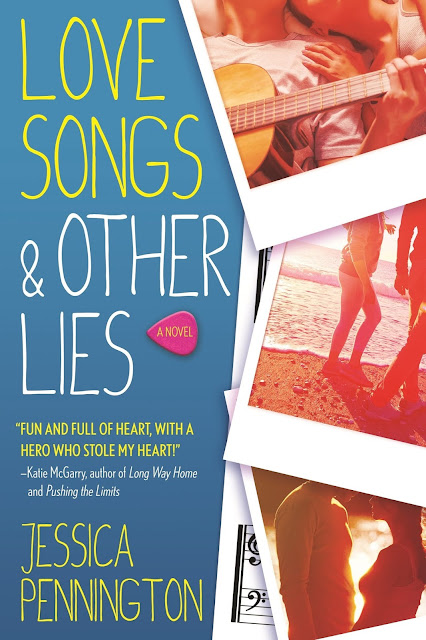 LOVE SONGS AND OTHER LIES BOOK COVER