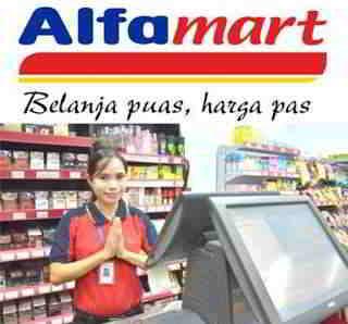 Lowongan Kerja Toko Alfamart Gatot Subroto