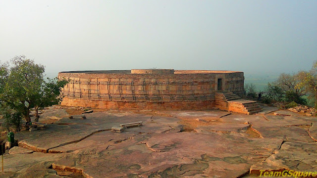 Ekattarso Mahadev Temple, Mitawali