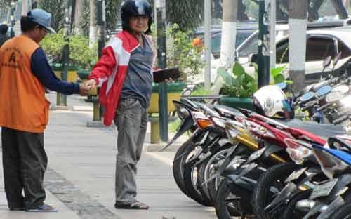 Anggota DPRD Batam Minta Parkir Digratiskan Tiga Bulan ke Depan