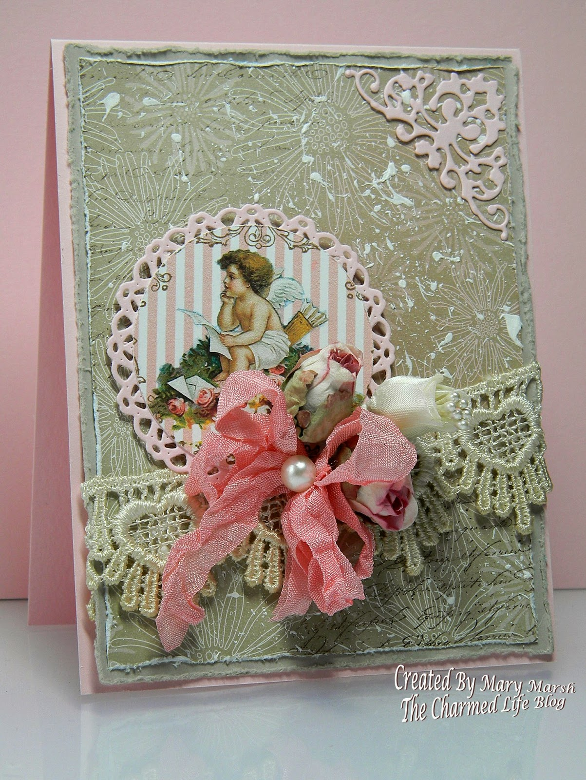 The Charmed Life: A Little Shabby Chic