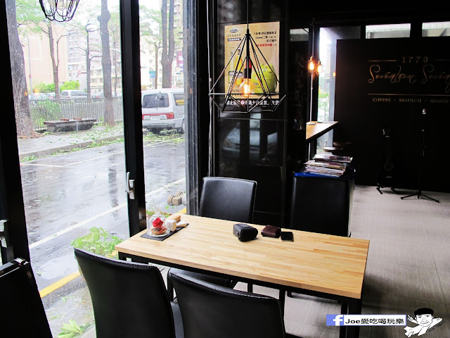 IMG 0664 - 【台中美食】1770 cafe ,置身在彩虹屋底下的美食饗宴,餐點讓你隨意搭配,想吃甚麼就搭甚麼